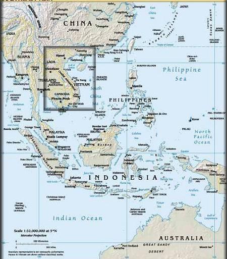 越南地图,越南地图高清中文版