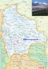 玻利维亚地图